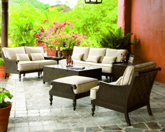 Outdoor furniture design gulf shores al think outside for Room store furniture