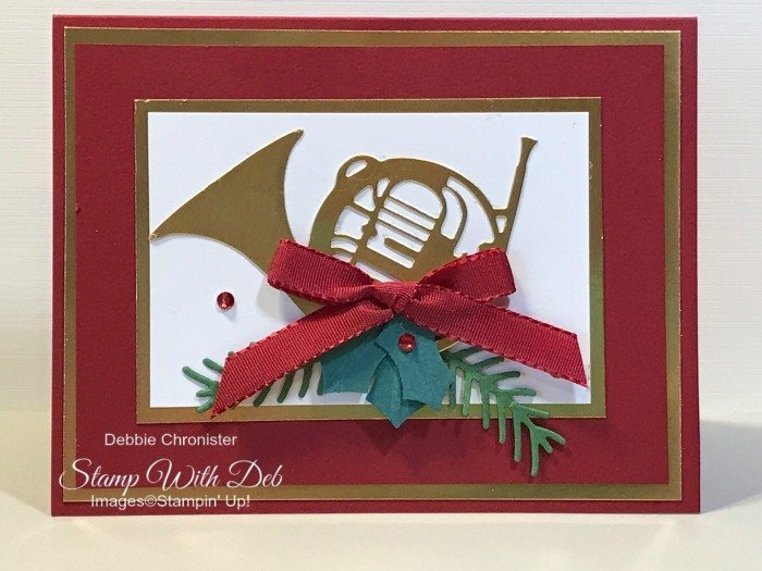 Stampin Up Christmas Cards 10
