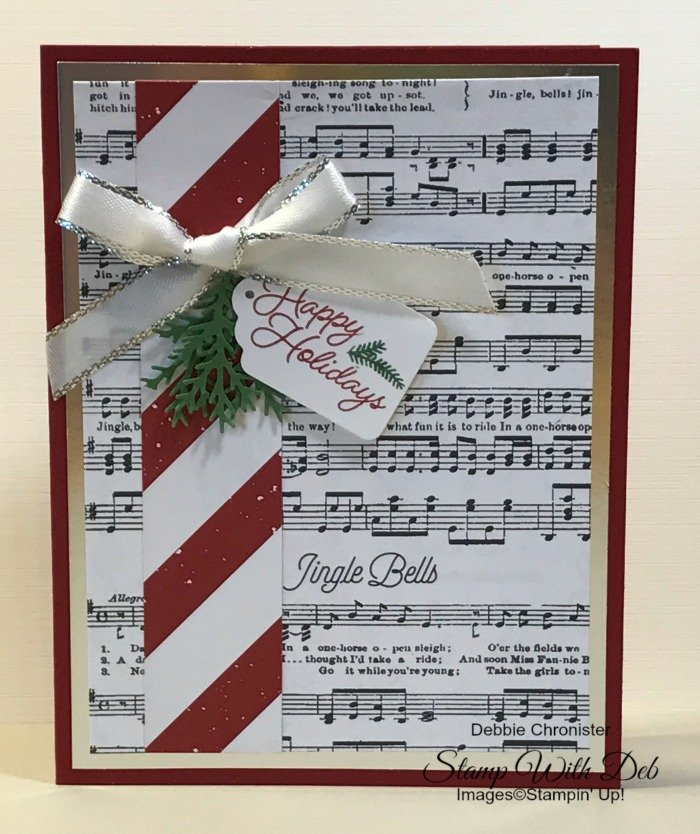 Stampin Up Christmas Cards 3