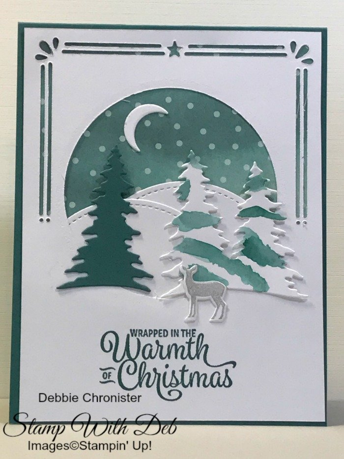 Stampin Up Christmas Cards 6