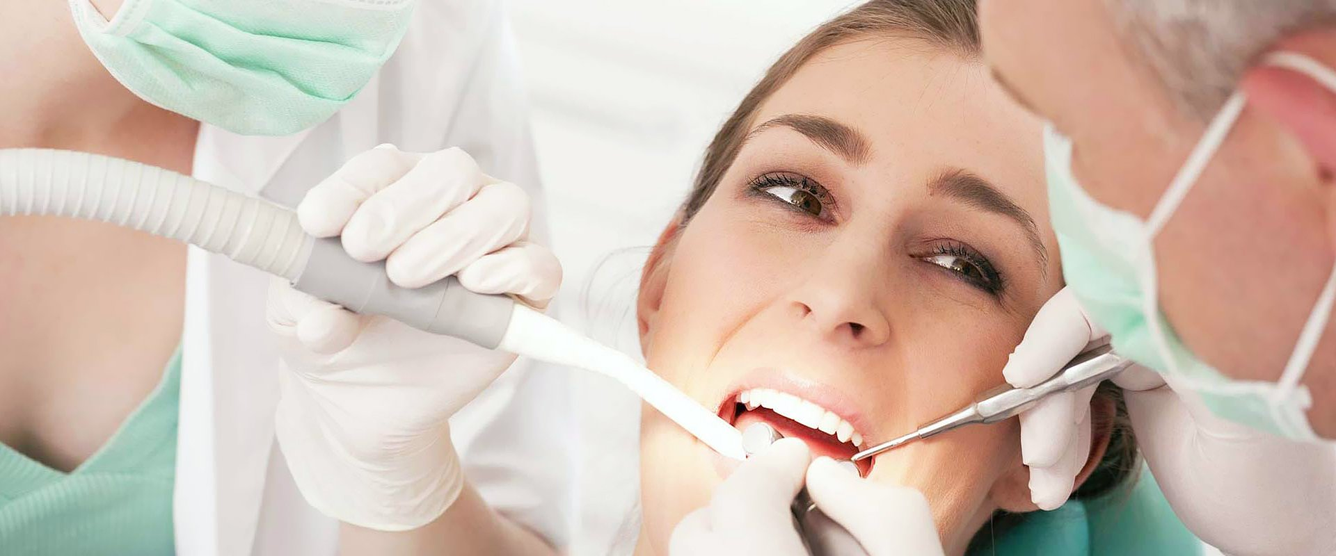 Experienced dental professionals