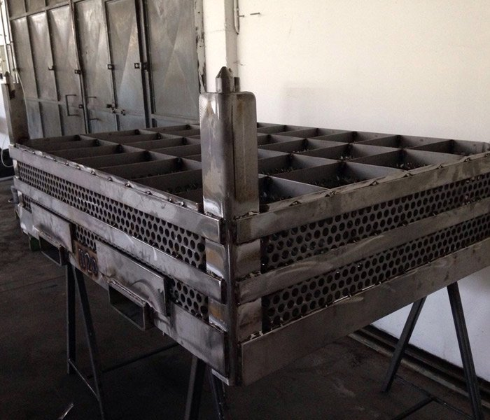 carpenteria in ferro