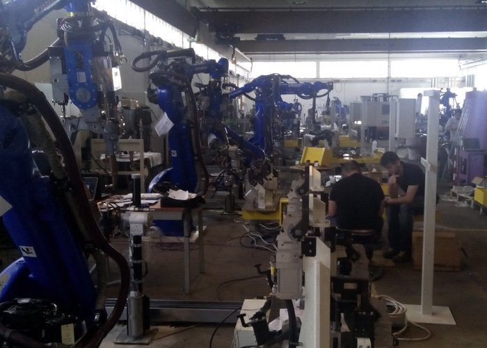 macchine per automazione