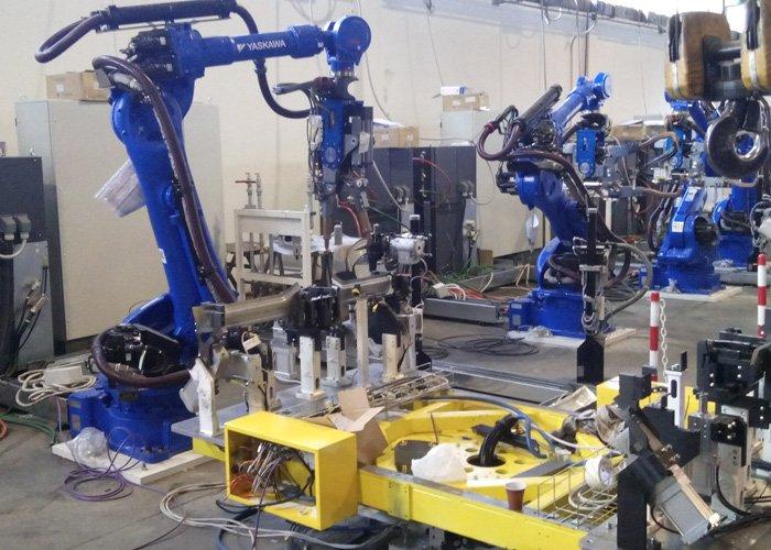 progettazione su misura automazione industriale