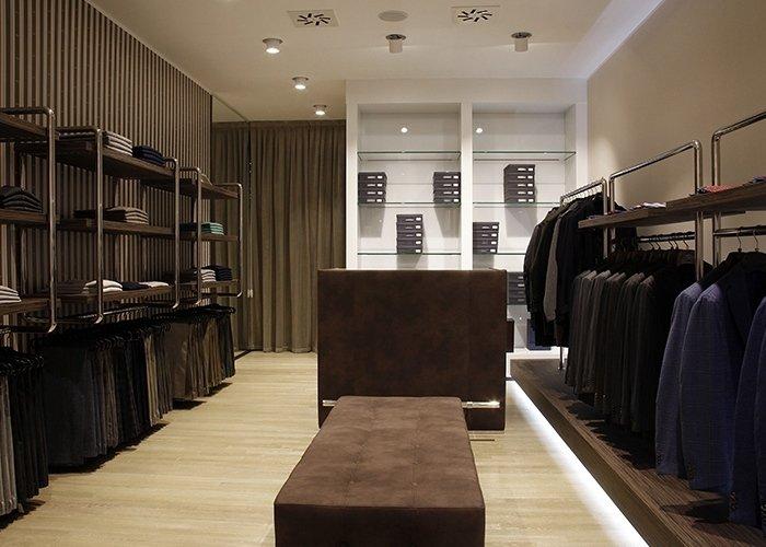 Showroom - Abbigliamento maschile