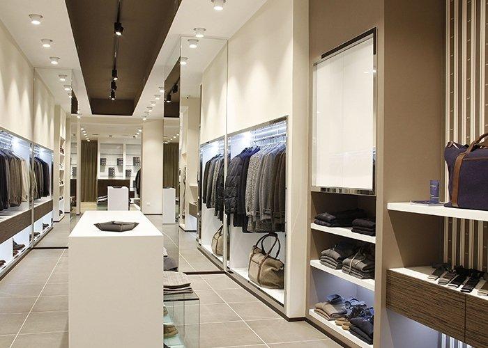 Showroom - Abbigliamento uomo