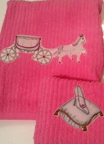 biancheria per la casa, bambini, regalo, fiaba, asciugamani