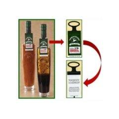 etichette olio