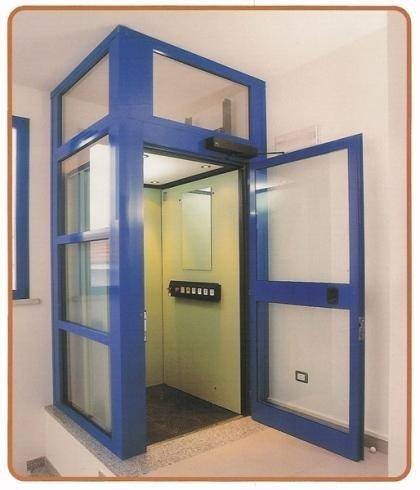 Elevatore per condominio