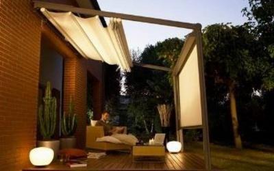vendita tende da giardino