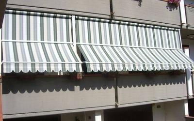 vendita tende per balconi