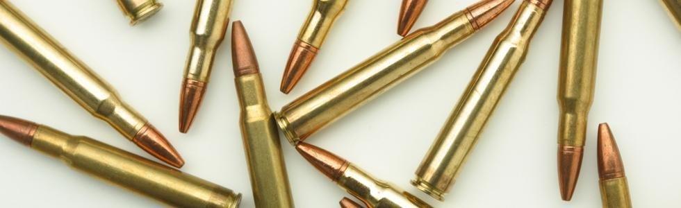 munizioni per la caccia