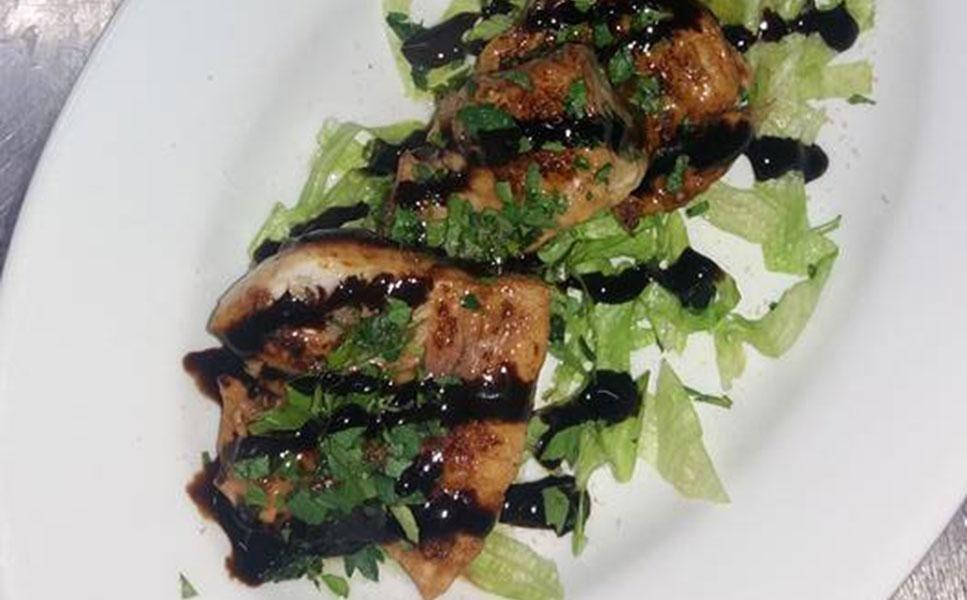 carne con l aceto balsamico