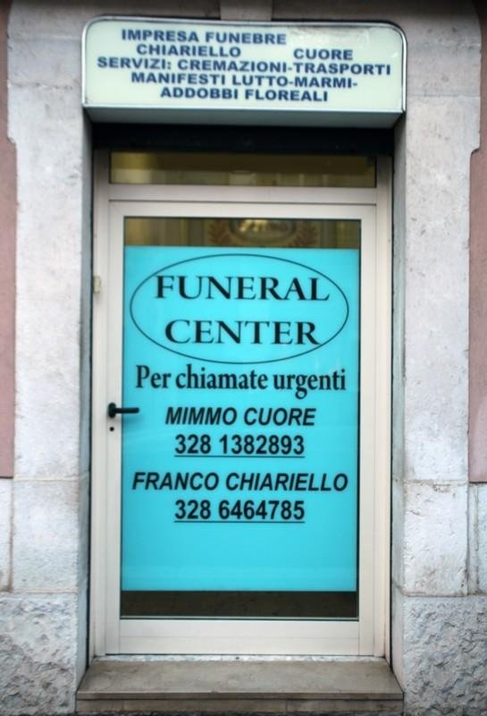funeral center barletta