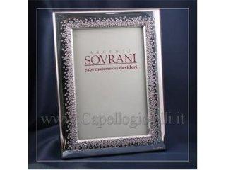 cornice argento Sovrani