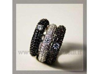 tris anelli zirconi