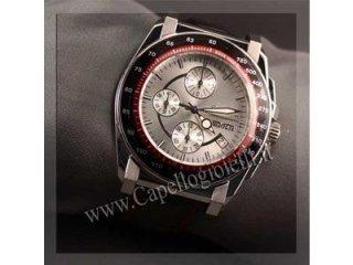 cronometro in acciaio
