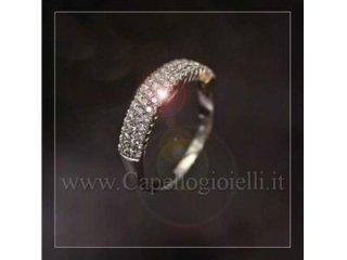 fedina oro diamanti