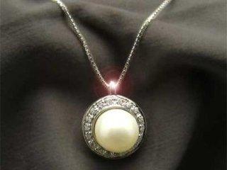 girocollo oro e perla