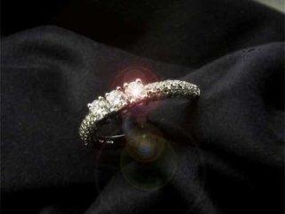 anello Trilogy oro