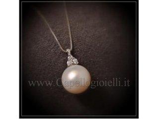 girocollo con perla