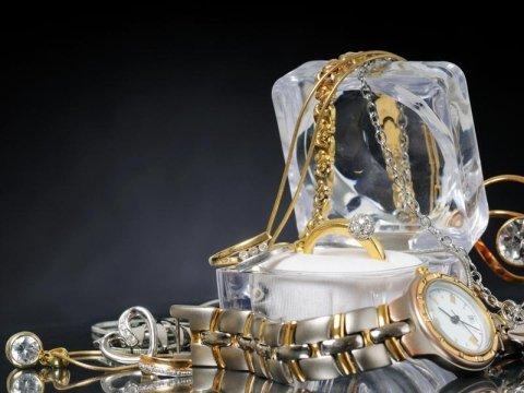 gioielli oro e argento