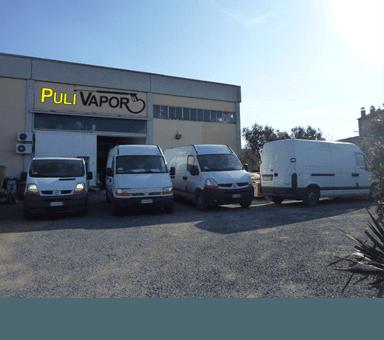 Pulivapor - Idropulitrici Industriali - Cecina - Livorno
