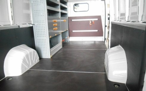 allestimenti per furgoni