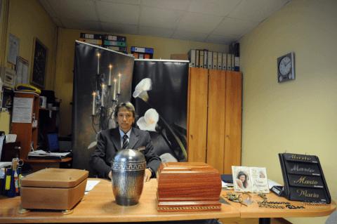 Titolare Onoranze funebri Celli Ottavio & c