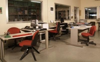 Las oficinas