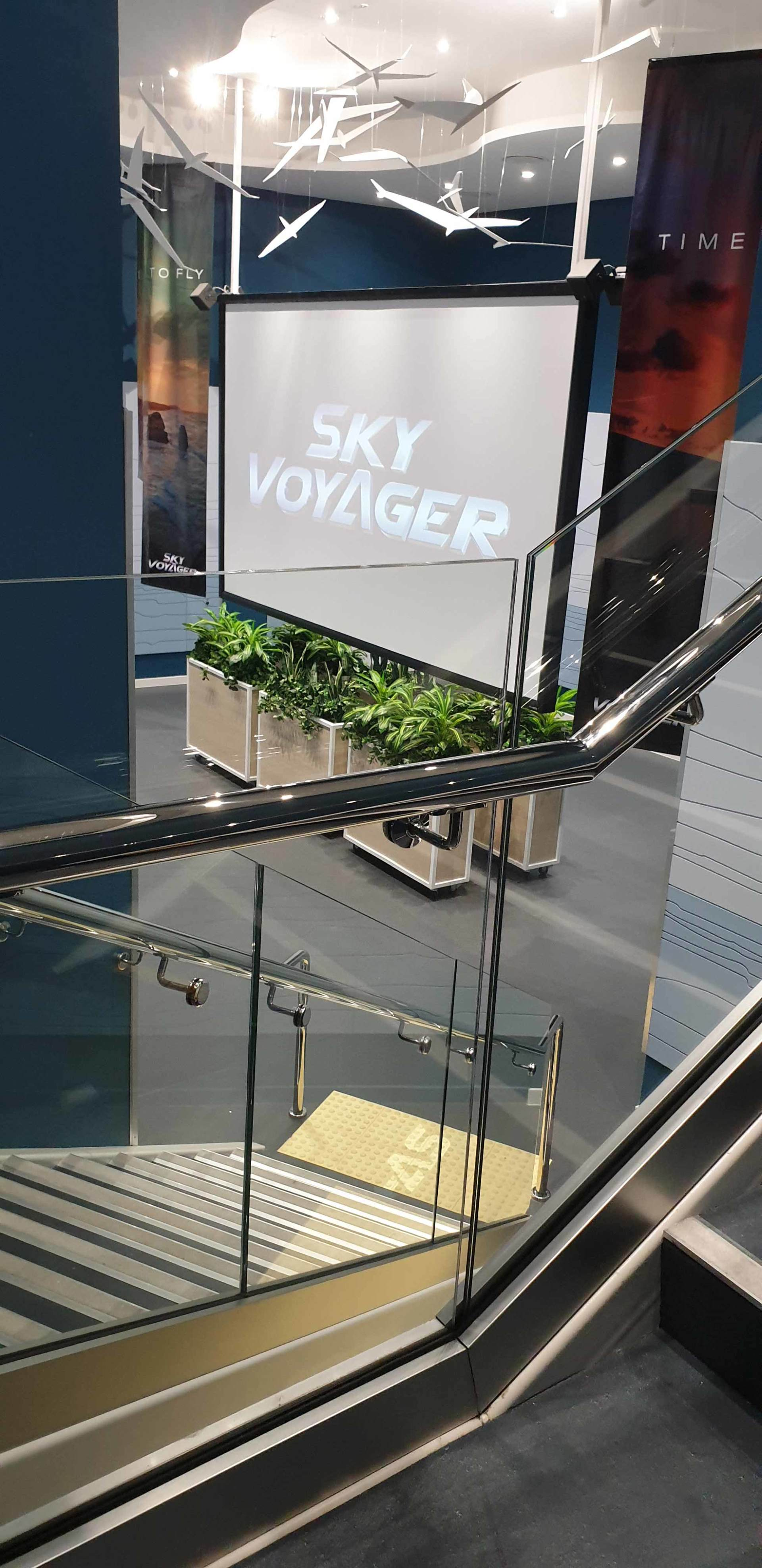 Sky of Voyager   Search your content