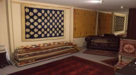 tappeti persiani con disegni geometrici