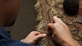 riparazione tappeti antichi