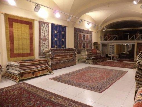 Trattamenti per tappeti persiani