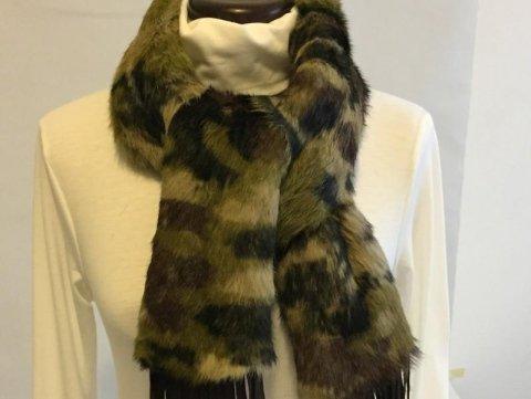 Sciarpa Lapin mimetico realizzato da Ambra