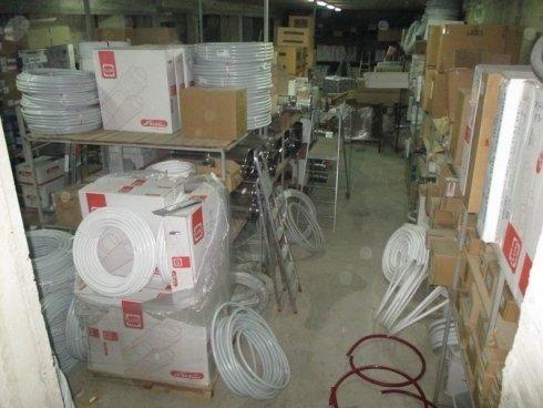 materiale termoidraulico