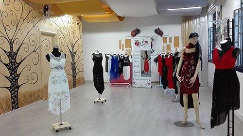 Mostra di abiti da tango e da cerimonia a Verona