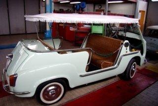 officina veicoli storici