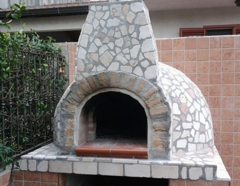 Forni a legna per panifici e pizzerie melicucco reggio