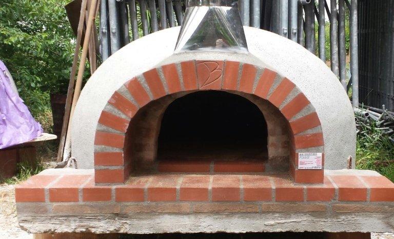 Forni a legna per panifici e pizzerie melicucco reggio calabria edil bruzzese - Forno a induzione consumi ...