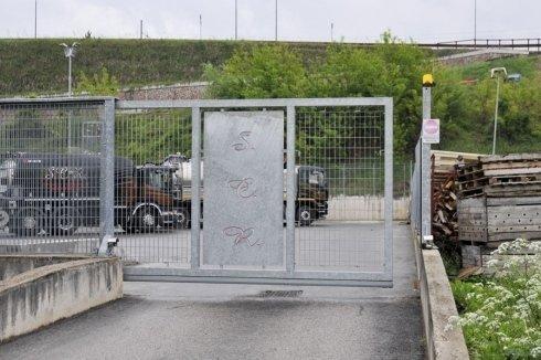 Cancello d'entrata