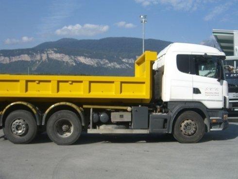 camion trasporti spurghi chini renato