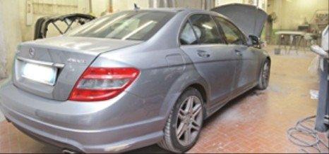 Finitura auto a Genova