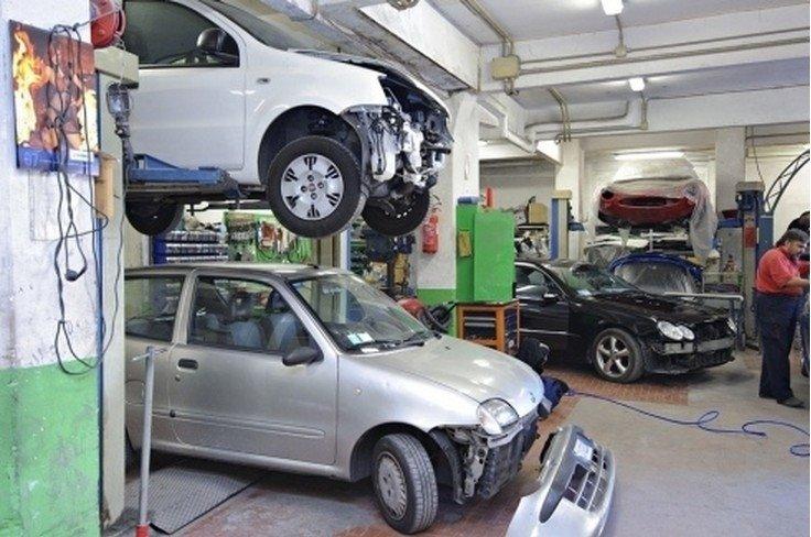 riparazione vetture