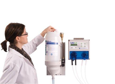 sistemi di dosaggio, dosatori detersivi, igienizzazione ambienti
