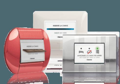 gestione tecnologica, controllo degli accessi, automazioni