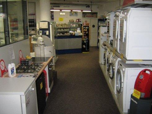 vendita lavatrici, vendita cucine, vendita forni
