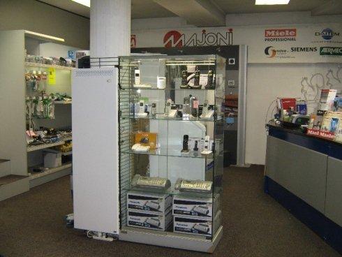 vendita accessori per elettrodomestici, ricambi per elettrodomestici, pulizia domestica