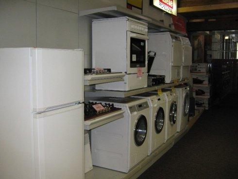 lavatrici, asciugatrici, vendita asciugatrici