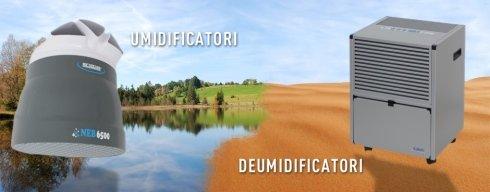 vendita deumificatori, eliminazione umidità, vendita deumificatore